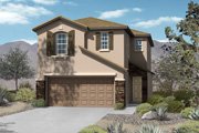 New KB Home built-to-order homes available at Copper Ranch Villas in Gilbert, AZ. Plan 1483 is one of many floor plans to choose from.