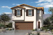 New KB Home built-to-order homes available at Copper Ranch Villas in Gilbert, AZ. Plan 1932 Modeled is one of many floor plans to choose from.