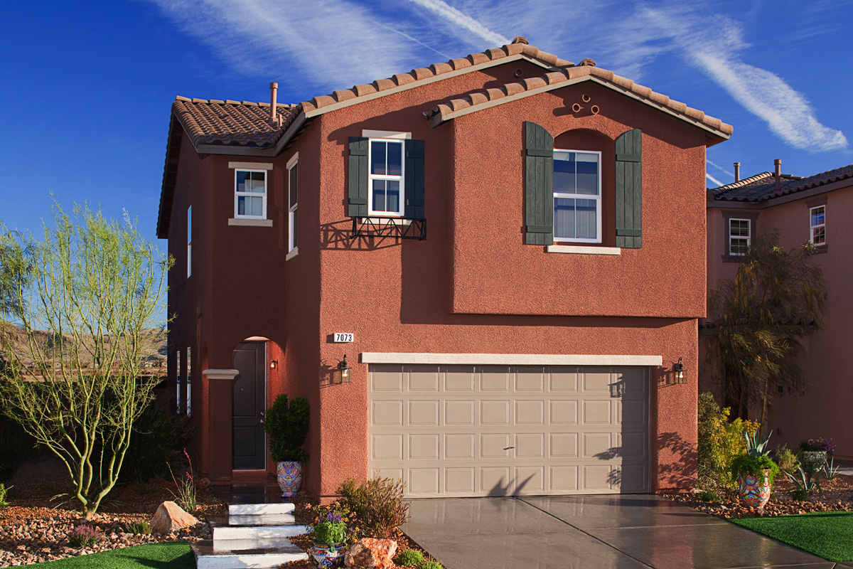 Las vegas style home plans home design and style for Las vegas house plans