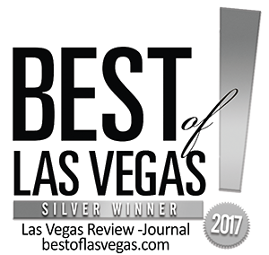 Best of Las Vegas - Silver Winner - 2017