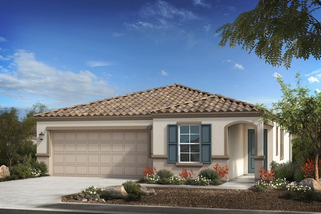 New Homes in Phoenix, AZ - Plan 1547 Elevation B