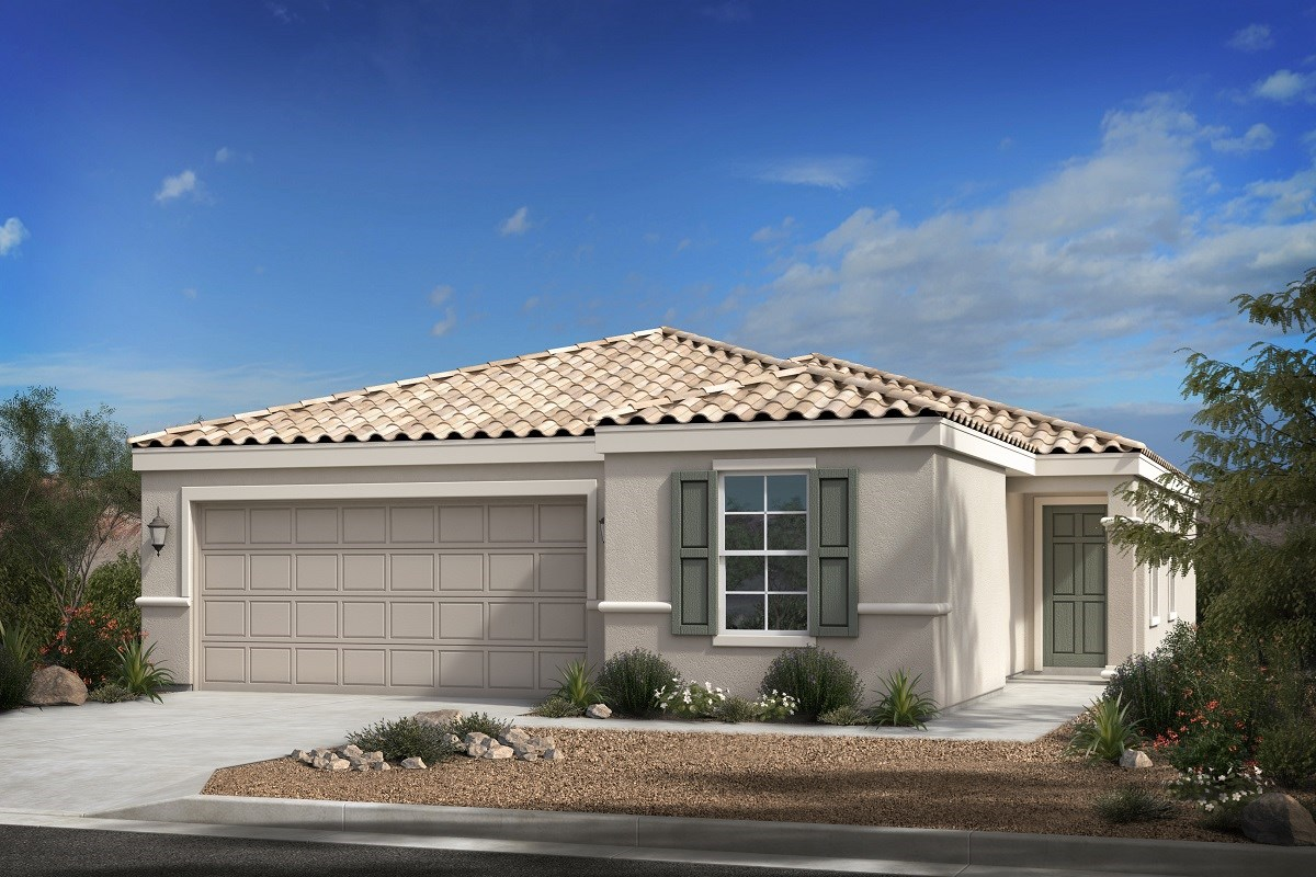 New Homes in Phoenix, AZ - 16th Street Enclave Plan 1439 Elevation B