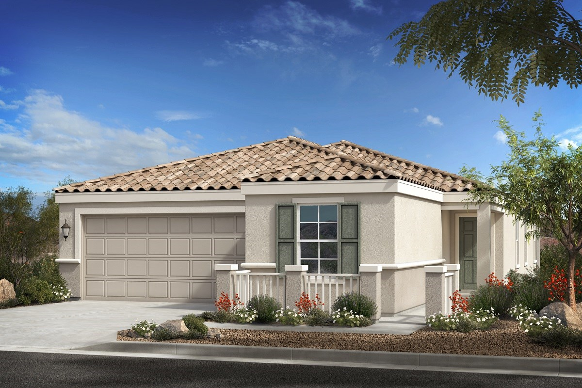 New Homes in Phoenix, AZ - 16th Street Enclave Plan 1849 Elevation B