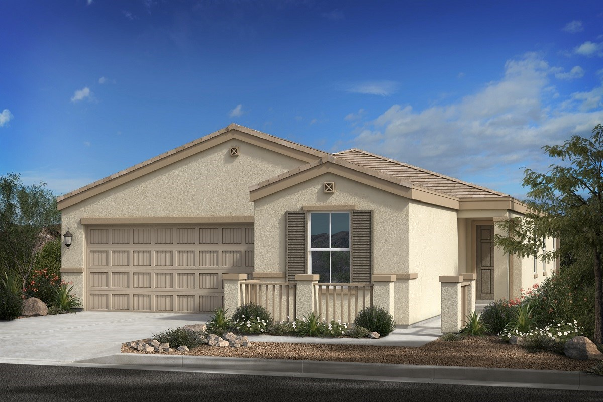 New Homes in Phoenix, AZ - 16th Street Enclave Plan 1849 Elevation C