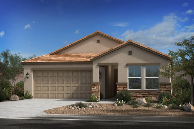 New Homes in Mesa, AZ - Plan 1838 Elevation B