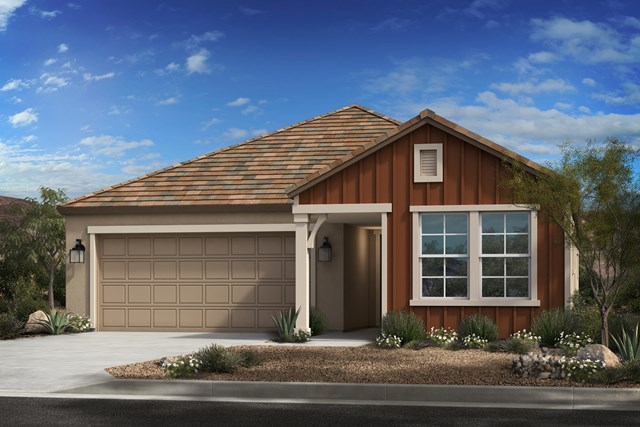 New Homes in Mesa, AZ - Plan 2053 Elevation C