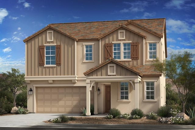 New Homes in Mesa, AZ - Plan 2372 Elevation C