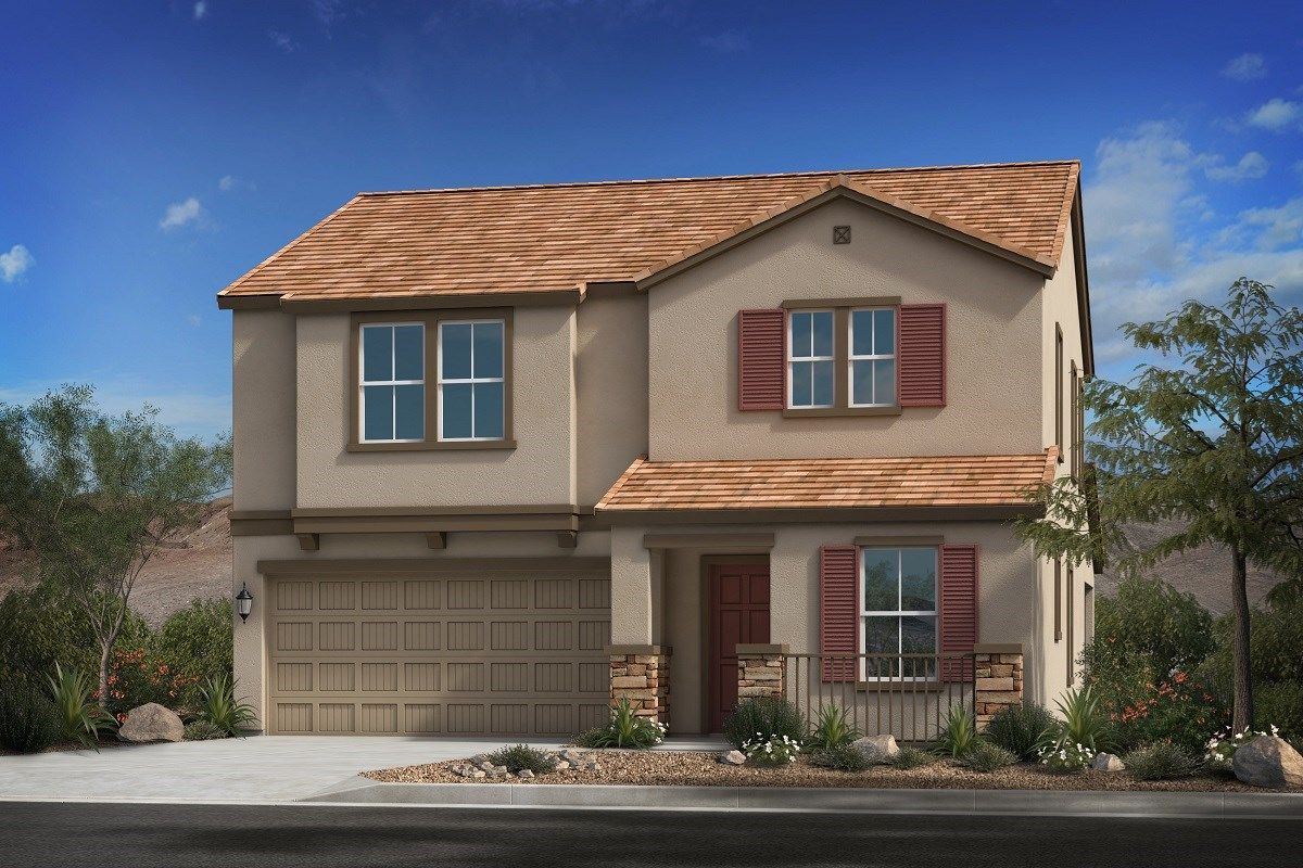 New Homes in Mesa, AZ - Allred Ranch  Plan 2670 Elevation B