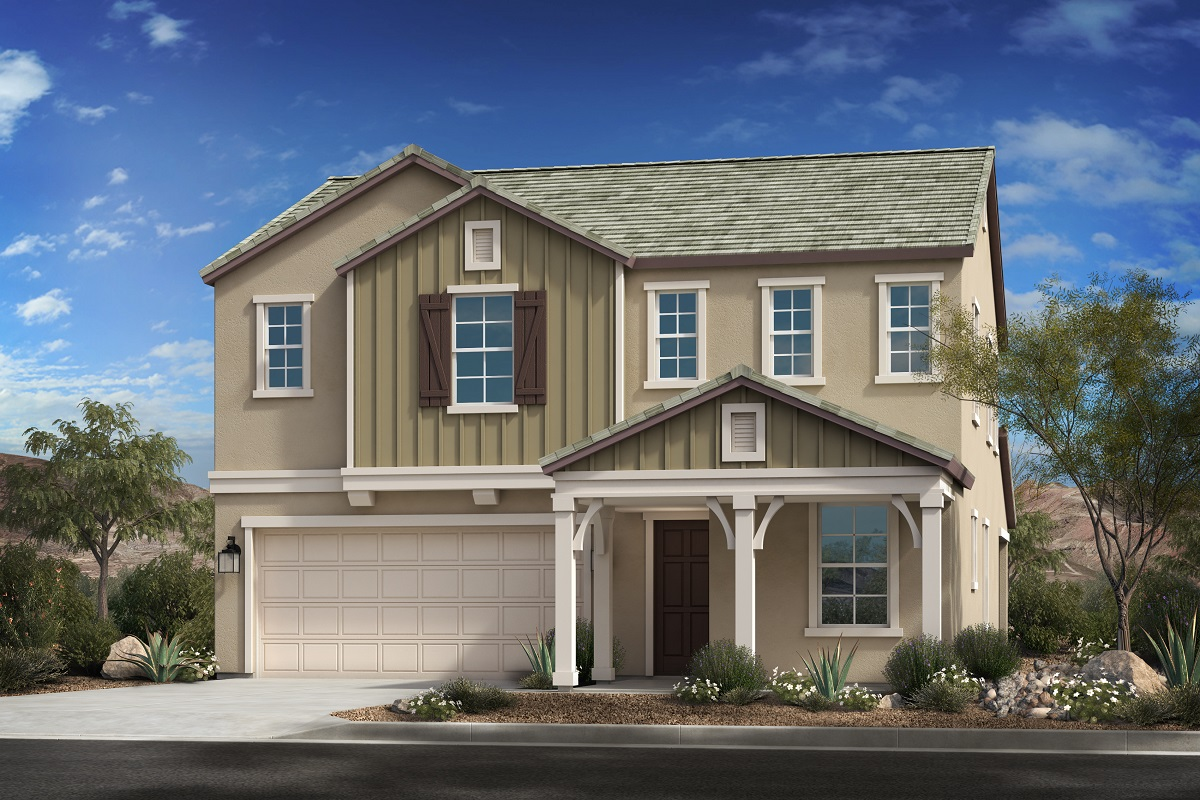 Plan 2670 Elevation C