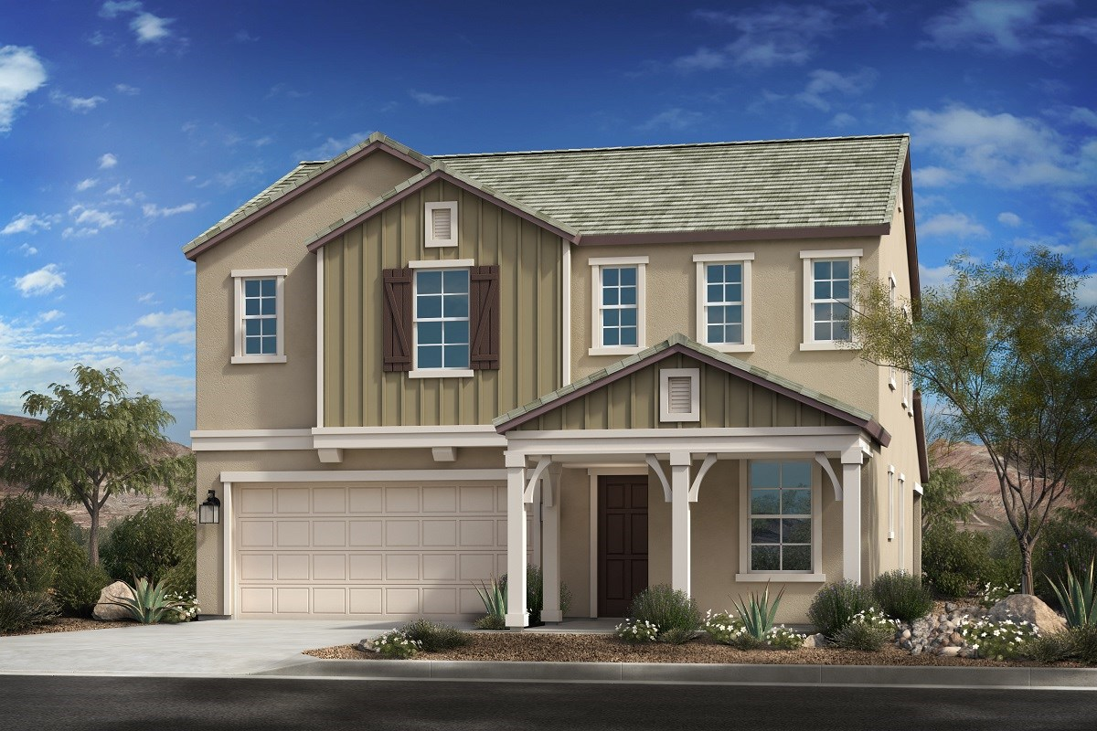 New Homes in Mesa, AZ - Allred Ranch  Plan 2670 Elevation C