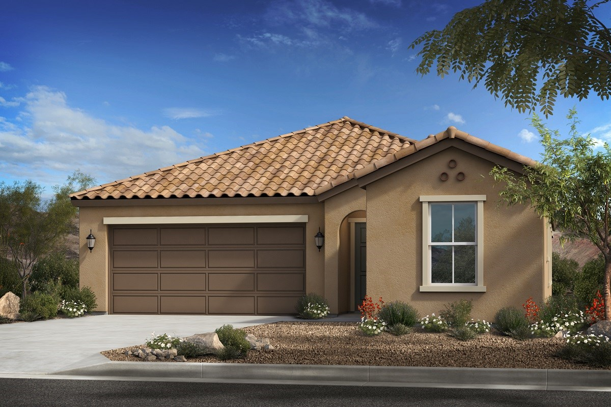 New Homes in Mesa, AZ - Allred Ranch  Plan 1705 Elevation A