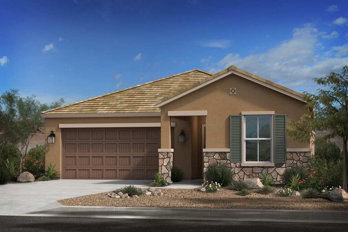 New Homes in Mesa, AZ - Allred Ranch  Plan 1705 Elevation B