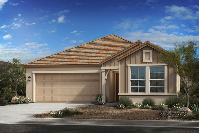 New Homes in Mesa, AZ - Plan 1705 Elevation C