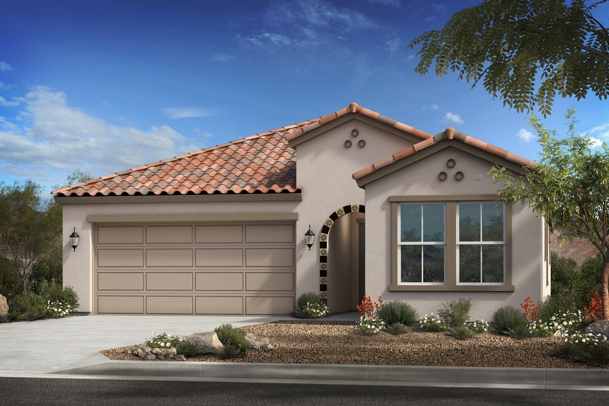 New Homes in Mesa, AZ - Allred Ranch  Plan 2053 Elevation A