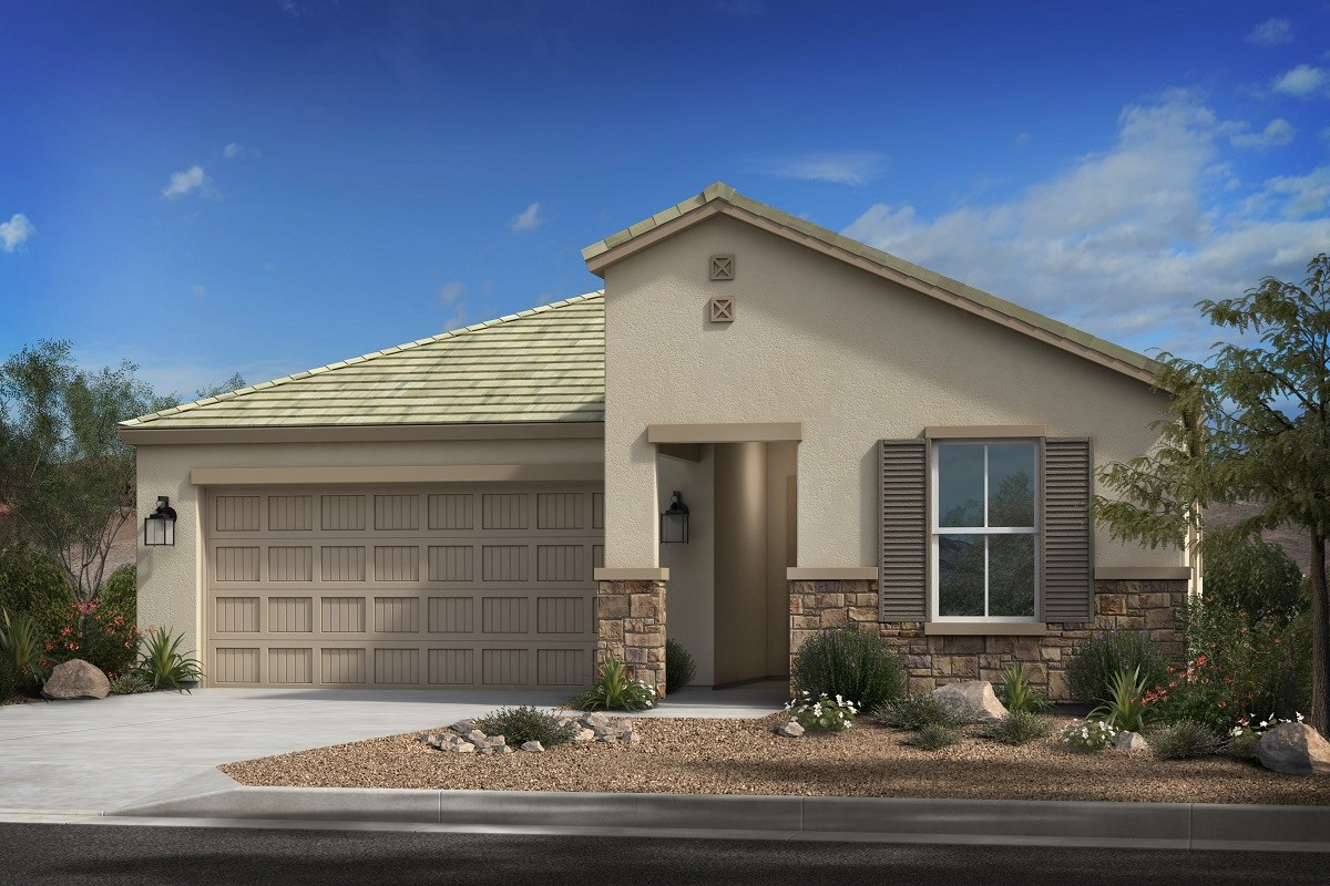 New Homes in Mesa, AZ - Allred Ranch  Plan 2053 Elevation B