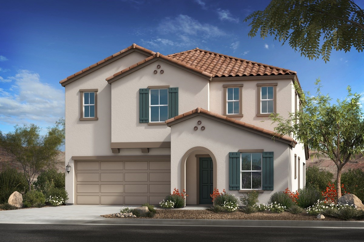 New Homes in Mesa, AZ - Allred Ranch  Plan 2670 Elevation A