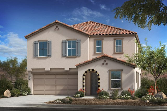 New Homes in Mesa, AZ - Plan 2812 Elevation A