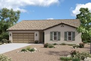 New Homes in Buckeye, AZ - Plan 2096