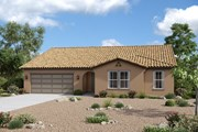 New Homes in Buckeye, AZ - Plan 2301 Modeled