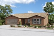 New Homes in Buckeye, AZ - Plan 1860 Modeled