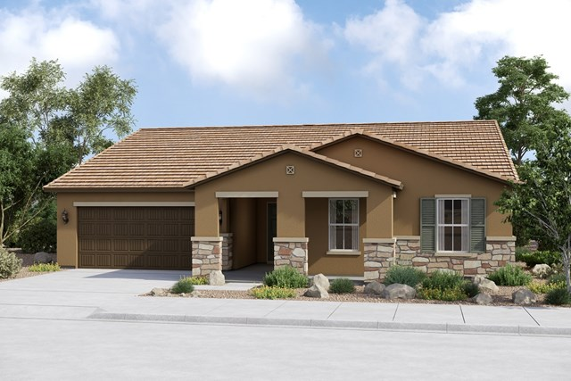 New Homes in Buckeye, AZ - Plan 2096 Elevation C