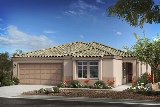 New Homes in Buckeye, AZ - Plan 2121 Elevation B