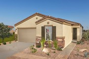 New Homes in Buckeye, AZ - Plan 1849 Modeled