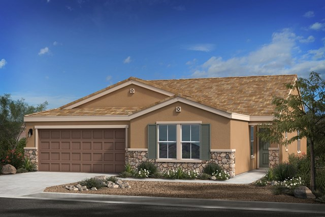 New Homes in Buckeye, AZ - Plan 2121 Elevation C