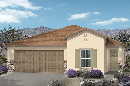 New Homes in Maricopa, AZ - Elevation C