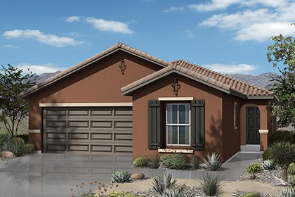 New Homes in Maricopa, AZ - Elevation A
