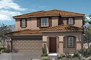 New Homes in Maricopa, AZ - Plan 2632 Modeled