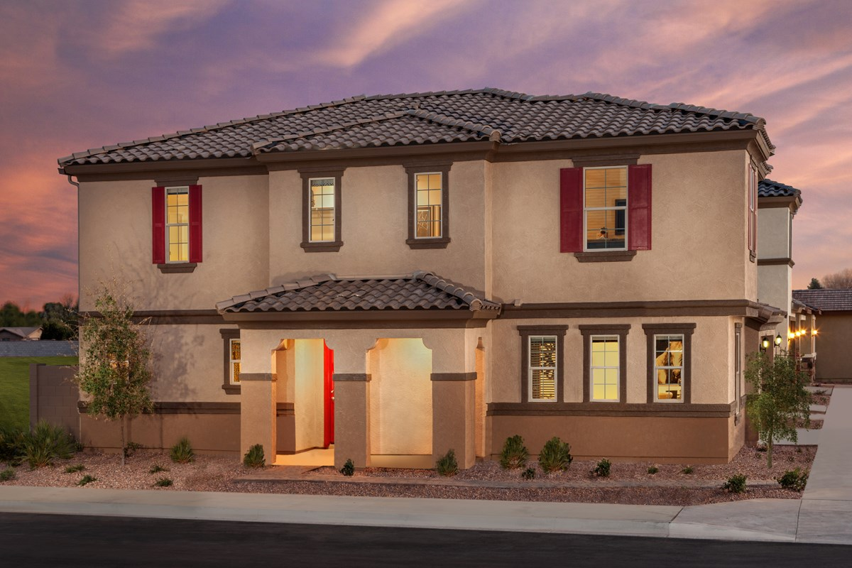 New Homes in Gilbert, AZ - Cobblestone Villas Plan 2267