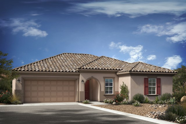 New Homes in Gilbert, AZ - Elevation B