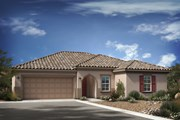 New Homes in Gilbert, AZ - Plan 1711 Modeled