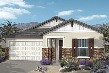 New Homes in Mesa, AZ - Elevation D