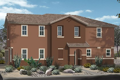 New Homes in Mesa, AZ - Elevation A