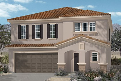 New Homes in Mesa, AZ - Elevation B