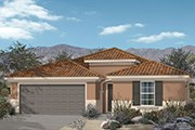 New Homes in Mesa, AZ - Enclaves 2543 Modeled