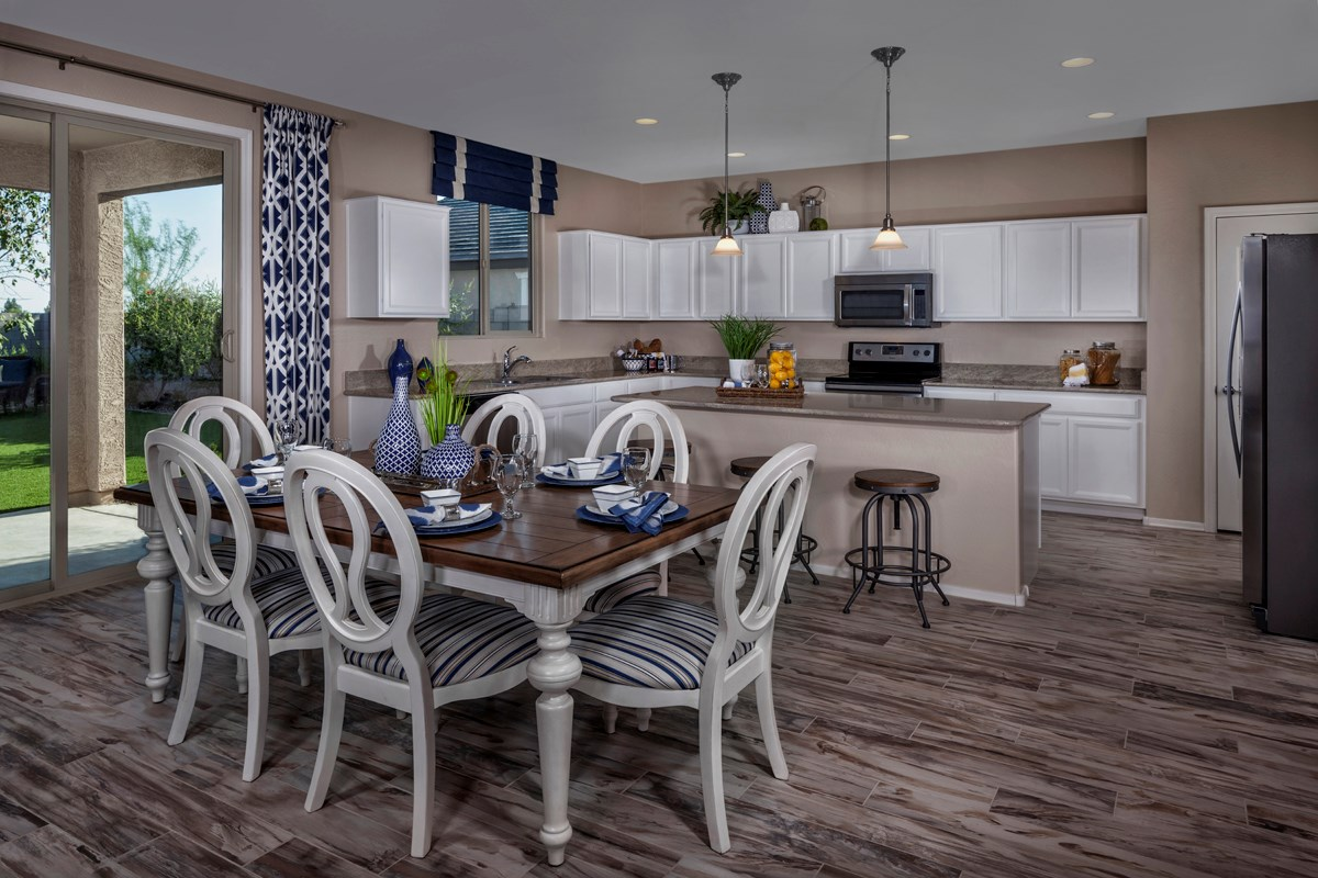 New Homes in Mesa, AZ - Copper Crest Traditional Collection  Plan 2275 Kitchen