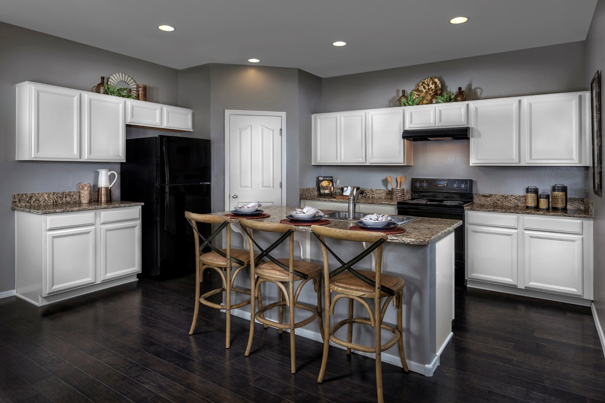 New Homes in Mesa, AZ - Copper Crest Villas Collection Plan 1903 Kitchen