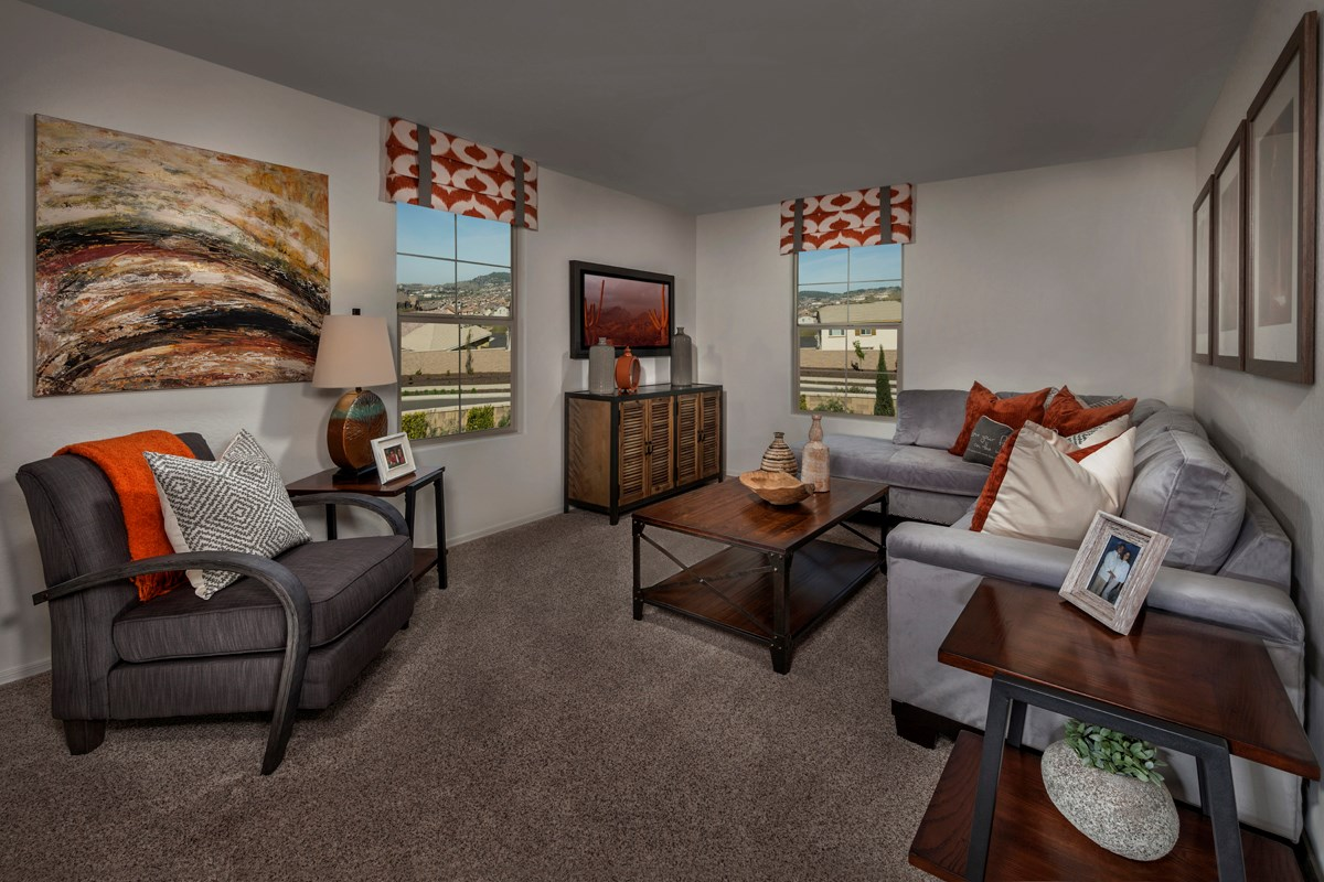 New Homes in Mesa, AZ - Copper Crest Villas Collection Plan 2260 Loft