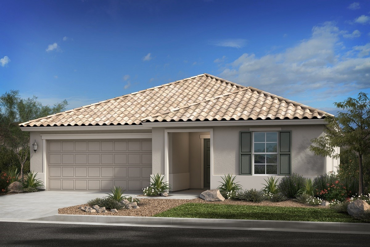 New Homes in Surprise, AZ - Cortana at Desert Oasis Plan 1621 Elevation B
