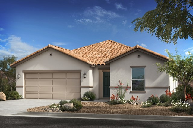 New Homes in Surprise, AZ - Plan 1888 Elevation A