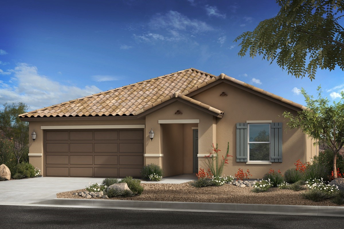 New Homes in Surprise, AZ - Cortana at Desert Oasis Plan 2188 Elevation A