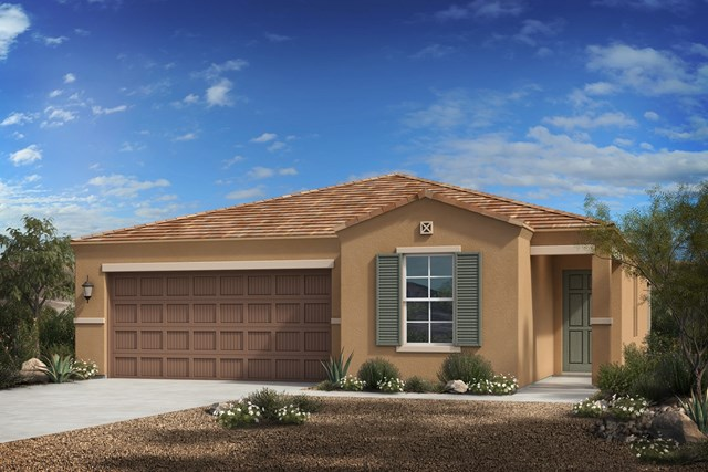 New Homes in Florence, AZ - Plan 1547 Elevation C
