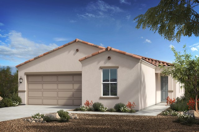 New Homes in Florence, AZ - Plan 1849 Elevation A