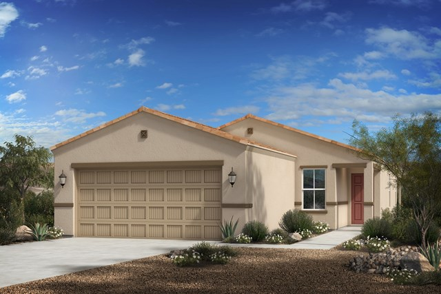 New Homes in Florence, AZ - Plan 1465 Elevation C