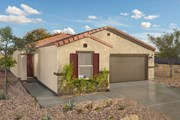 New Homes in Florence, AZ - Plan 1849 Modeled