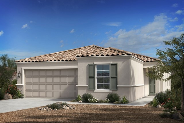 New Homes in Florence, AZ - Plan 1849 Elevation B