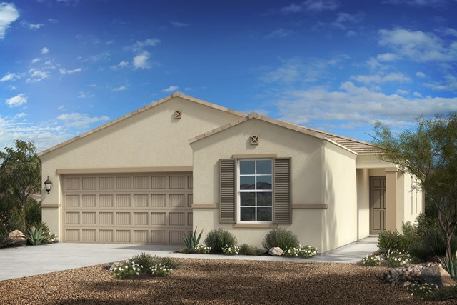 New Homes in Florence, AZ - Plan 1849 Elevation C